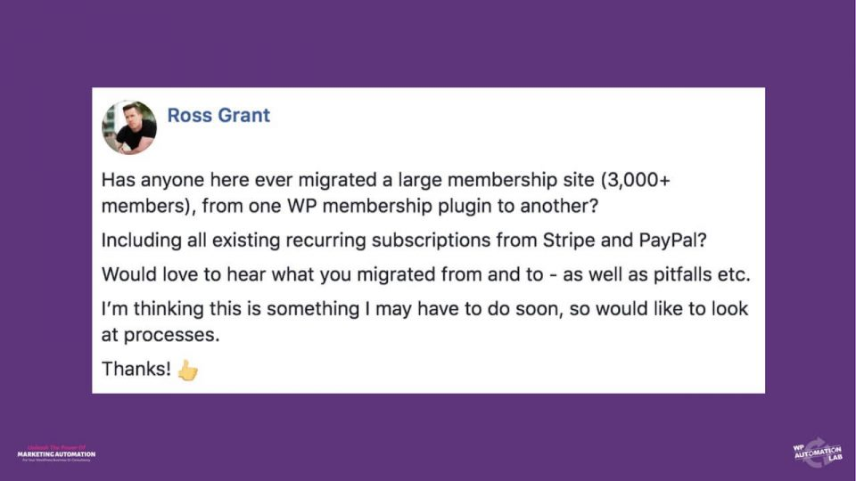 How To Painlessly Migrate Your WordPress Membership Site
