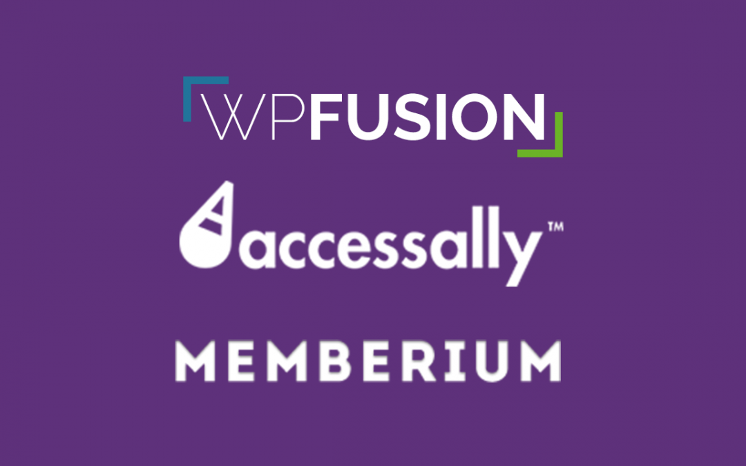 WPFusion vs Memberium vs AccessAlly